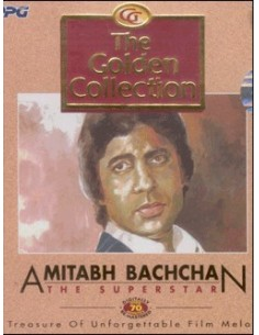 The Golden Collection - Amitabh Bachchan CD