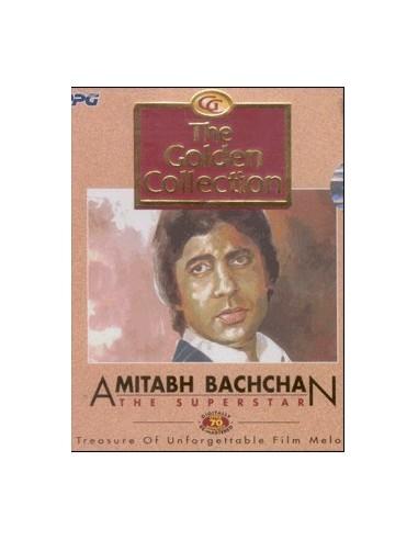 The Golden Collection - Amitabh Bachchan CD
