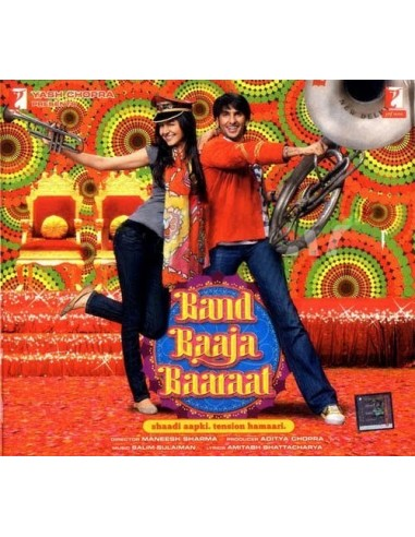 Band Baaja Baaraat CD