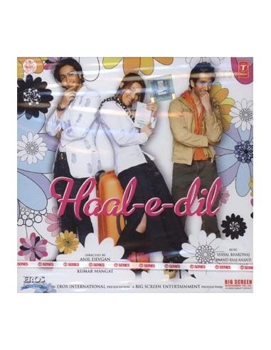 Haal-E-Dil CD