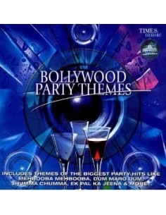 Bollywood Party Themes CD