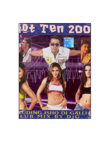 Hot Ten 2005 CD