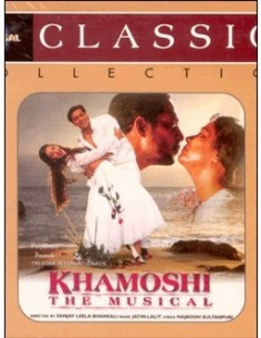 Khamoshi The Musical CD