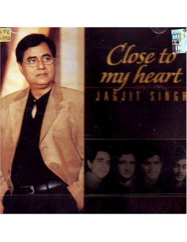 Close To My Heart (Jagjit Singh) CD