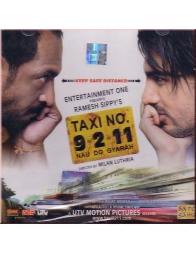 Taxi No. 9211 CD