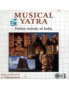 Musical Yatra CD
