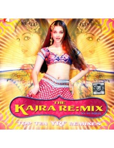 The Kajra Remix CD