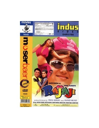 Rajaji DVD (Collector)