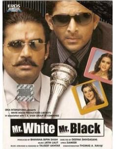 Mr. White Mr. Black DVD