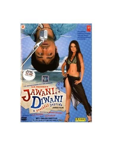 Jawani Diwani DVD