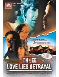 Three: Love, Lies And Betrayal DVD