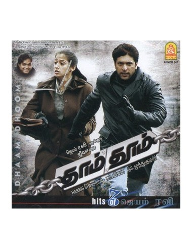 Dhaam Dhoom / Hits of Jeyam Ravi - CD