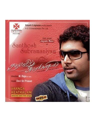 Santhosh Subramaniyam / Vaanga Keatkala - CD