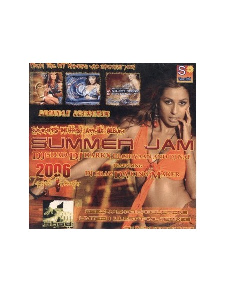 Summer Jam Remix CD