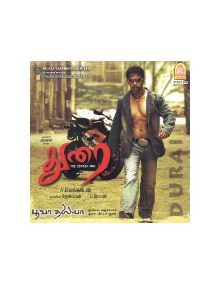 Durai / Poova Thalaiya - CD