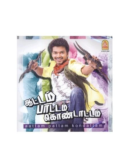 Aattam Pattam Kondattam CD