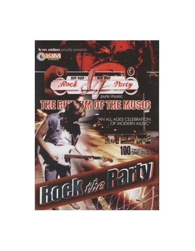 Rock The Party DVD