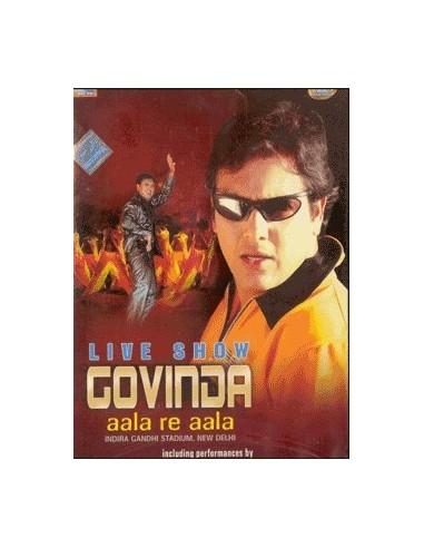 Govinda: Aala Re Aala (Live Show)  DVD