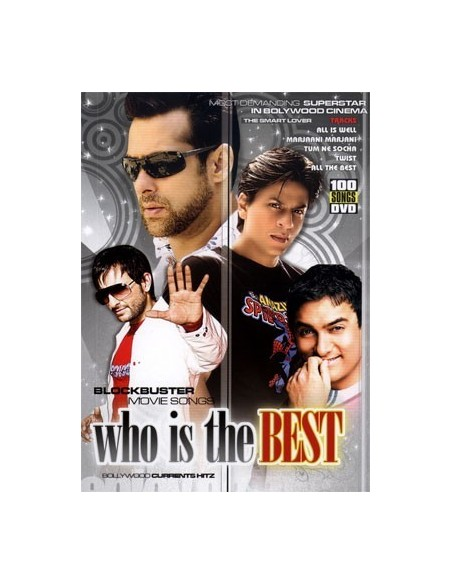 Who Is The Best DVD