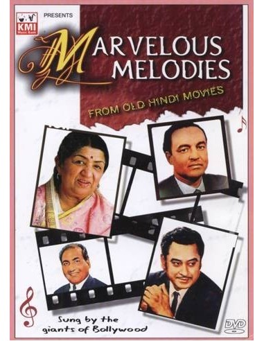 Marvelous Melodies DVD