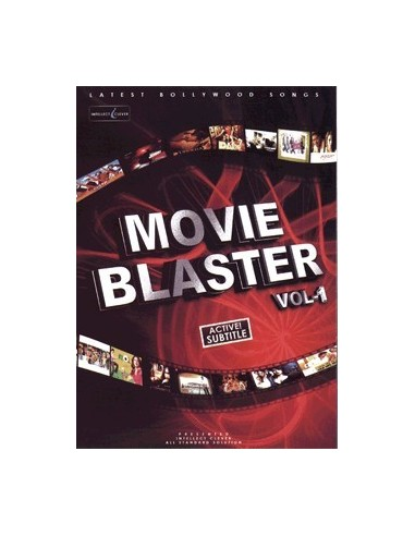 Movie Blaster Vol. 1 DVD