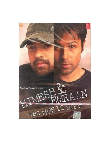Himesh & Emraan: The Music Mafia DVD