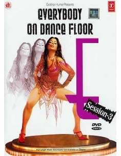 Everybody On Dance Floor - Session 3 DVD
