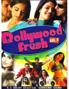 Bollywood Fresh Vol. 3 DVD