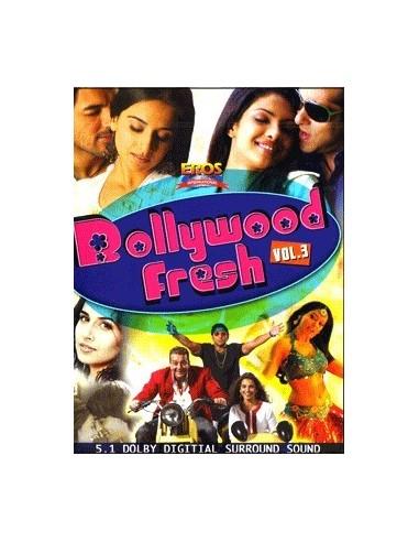 Bollywood Fresh Vol. 3 DVD