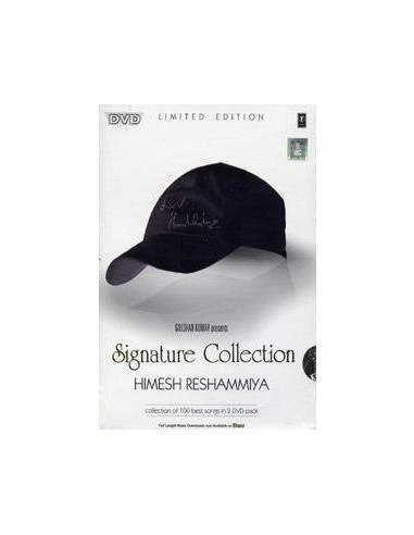 Himesh Reshamiya Signature Collection DVD