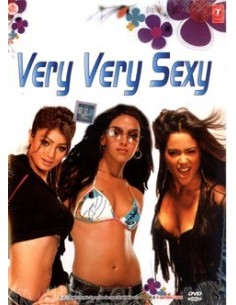 Very Very Sexy DVD