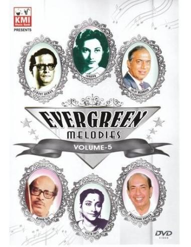 Evergreen Melodies Vol. 5 DVD