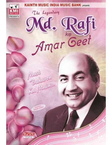 The Legendary Mohd. Rafi Vol.1 DVD
