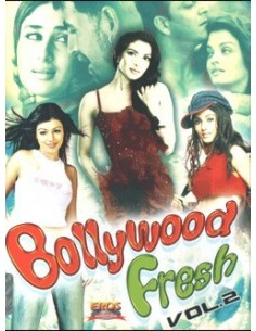 Bollywood Fresh Vol. 2 DVD