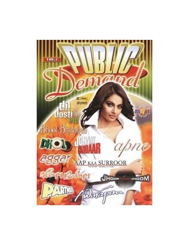 Public Demand Vol. 1 DVD