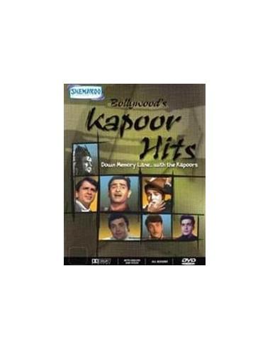 Bollywood's Kapoor Hits DVD