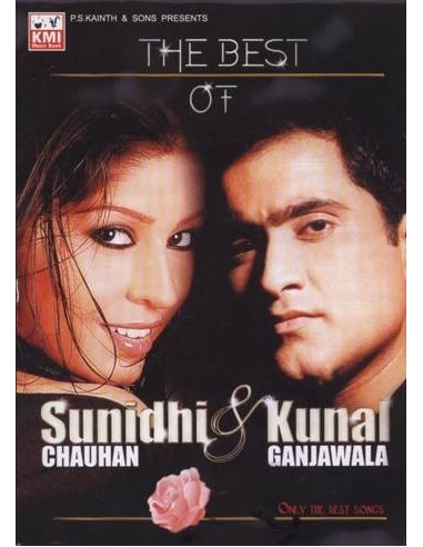 The Best of Kunal Ganjawala & Sunidi Chauhan DVD