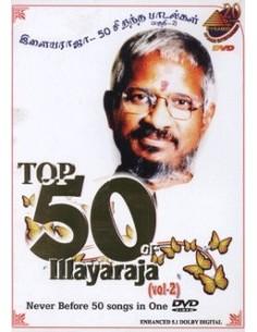 Top 50 of Ilaiyaraja Vol. 2 DVD