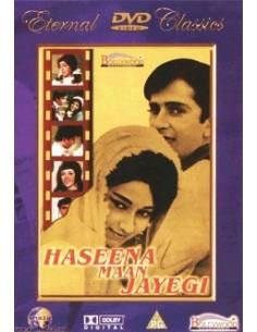 Haseena Maan Jayegi DVD