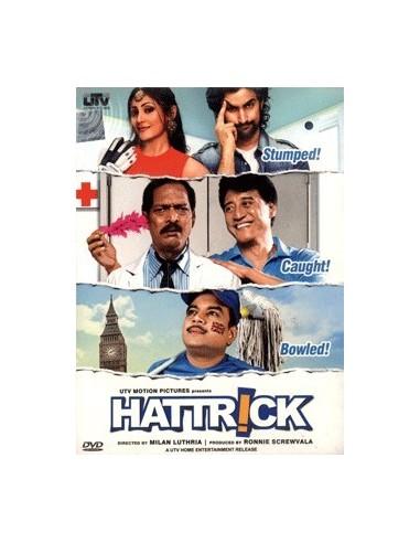 Hattrick DVD