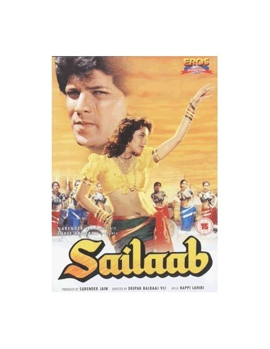 Sailaab DVD