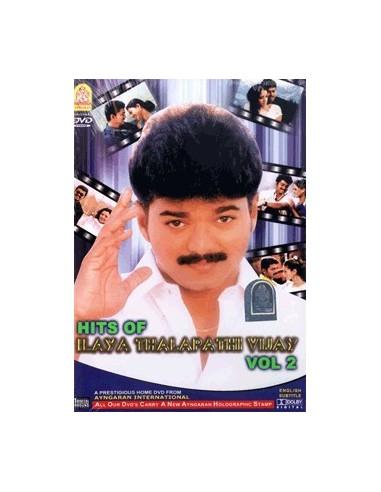 Hits of Ilaya Thalapathi Vijay Vol. 2 DVD