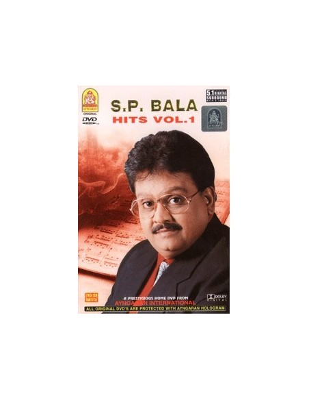 S.P. Bala Hits Vol. 1 DVD