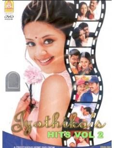 Jothika's Hits Vol. 2 DVD
