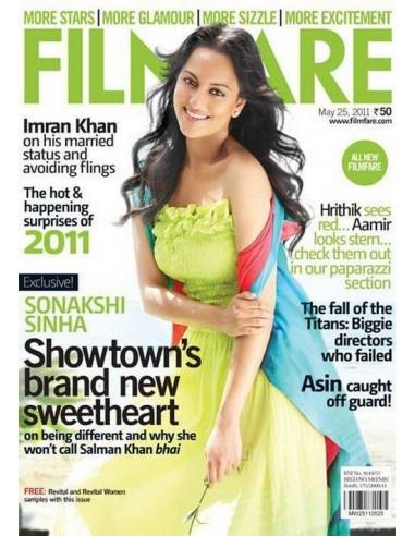 Filmfare, Mai 25, 2011