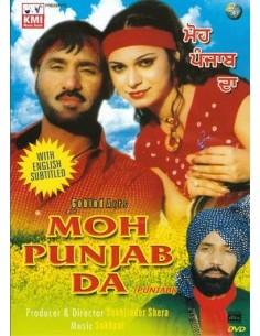 Moh Punjab Da DVD