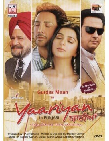 Yaariyan DVD