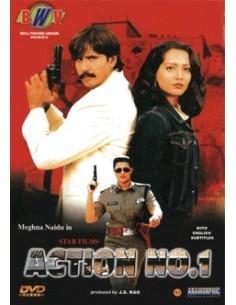 Action No. 1 DVD