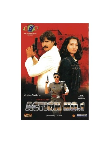 Action No. 1 DVD