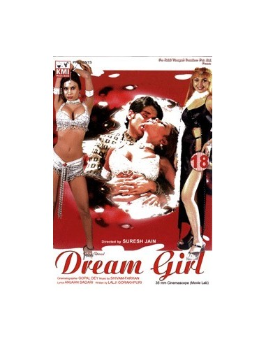 The Real Dream Girl DVD